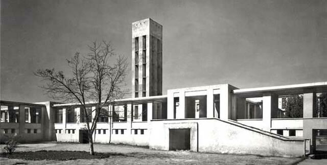 Instituto de Higiene en Popotla