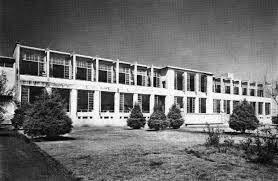 Sanatorio para Tuberculosos en Huipulco
