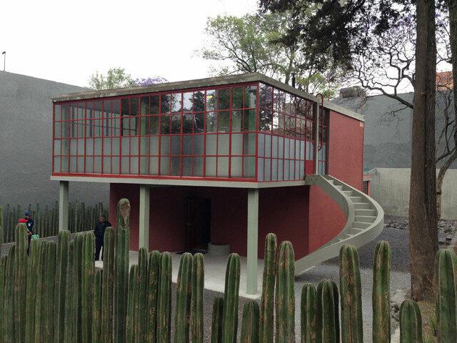 La primera casa funcionalista