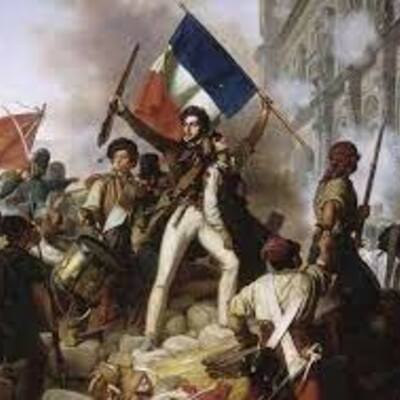 Les événements de la révolution française timeline