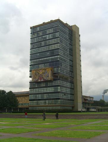 Torre de Rectoría de la UNAM