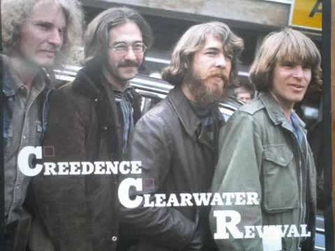 CCR Releases the Song Fortunate Son