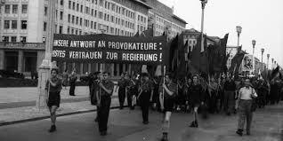 Révolte ouvrière à Berlin-Est