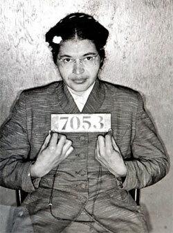 Arrestation de Rosa Parks