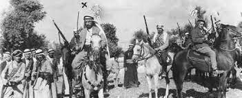 """1937-1939 השלב השני של המרד הערבי מאורעות תרצ""""ח - תרצ""""ט"""