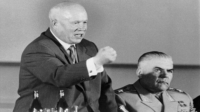 Rapport Khrouchtchev