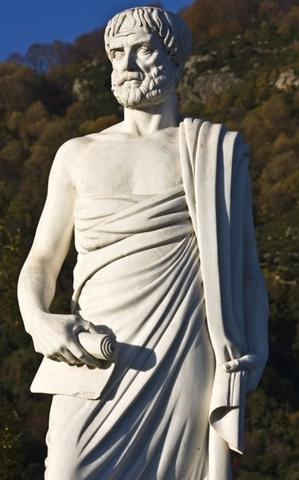 Aristóteles: 384 aC- 322 aC