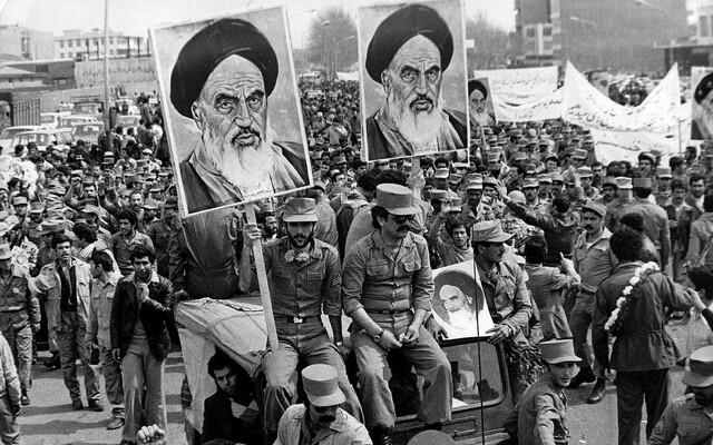 Révolution iranienne