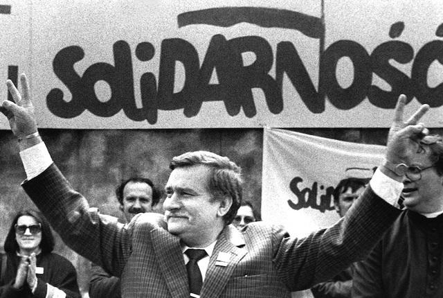 Syndicat polonais Soldarmosc