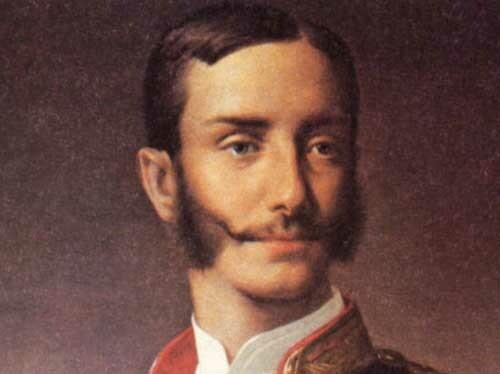 Fallecimiento de Alfonso XII