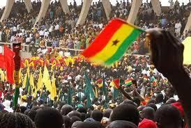 INDEPENDENCIA DE GHANA