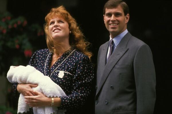 Divórcio do príncipe Andrew e Sarah