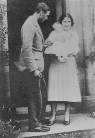 Nascimento de Elizabeth Alexandra Mary