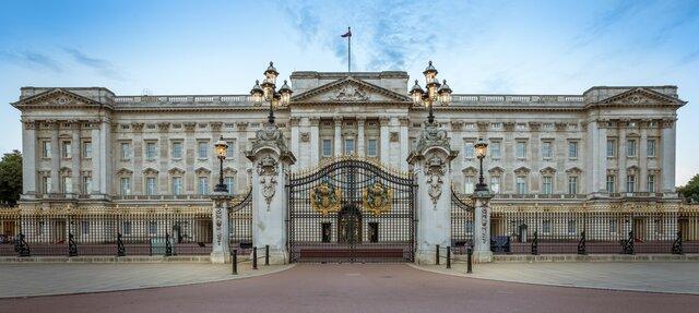 Mudança  de Elizabeth II ao palácio de Buckingham