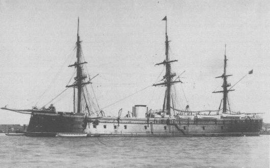 Motín de la fragata Numancia