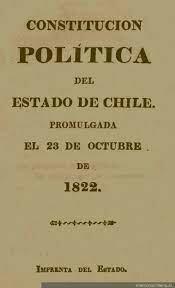 Constitución Política del Estado de Chile
