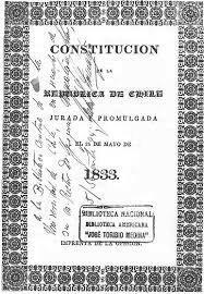 Constitución de la República de Chile