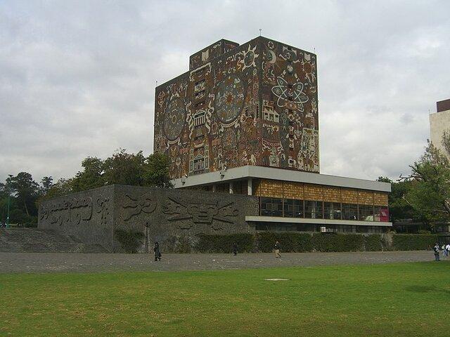Biblioteca Central (UNAM)