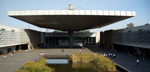 Museo de Antropología e Historia de México