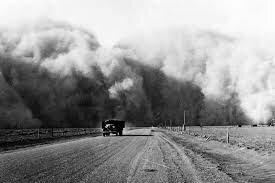 The Dust Bowl Beginning