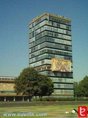 torre de rectoria de ciudad universitaria