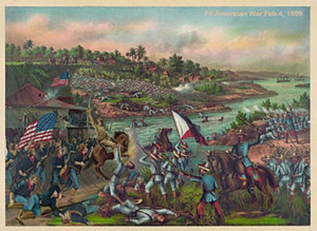 Filipino Rebellion defeated