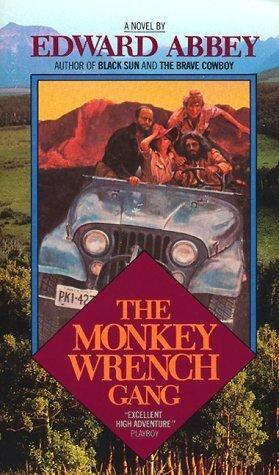 """Edward Abbey publishes """"The Monkey Wrench Gang"""""""