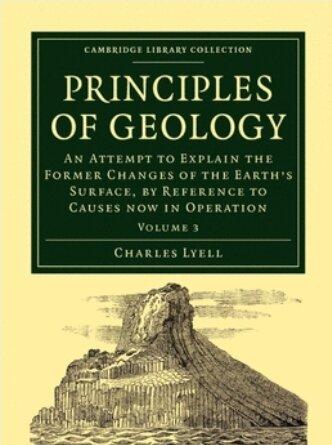 Charles Lyell: 1830