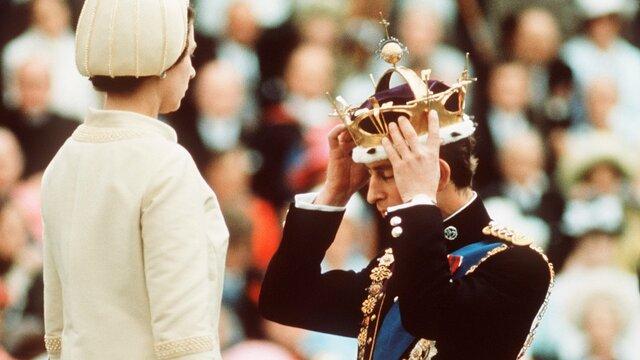 Nominação do príncipe Charles para a sucessão do trono