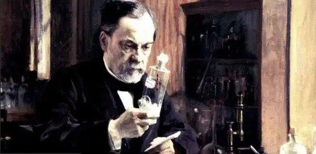 Luis Pasteur: 1862
