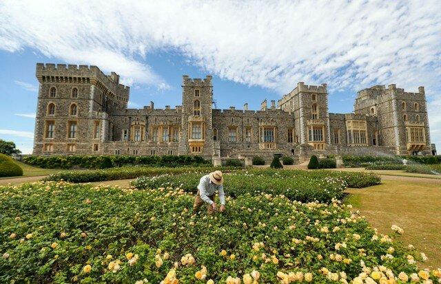 Um viés sustentável para o castelo de Windsor