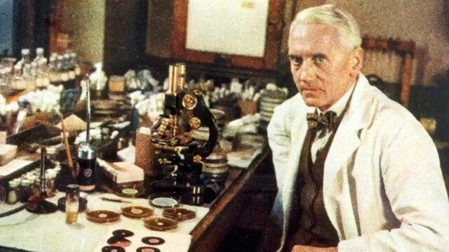 Alexander Fleming: 1928