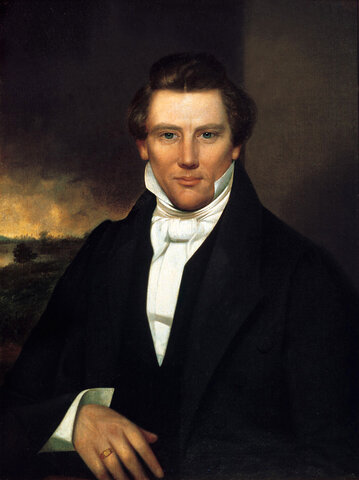 Founding of the Church of Jesus Christ of Latter Day Saints