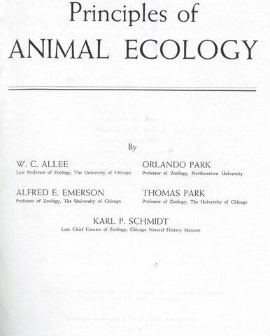 Alloe, Merson, Park, Schmidt: 1949