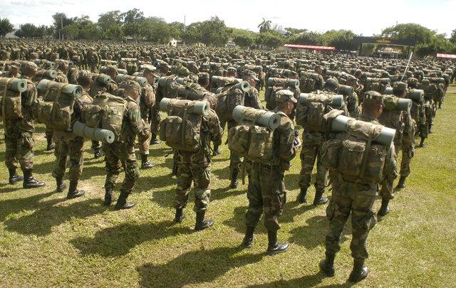 Formación Militar en Colombia