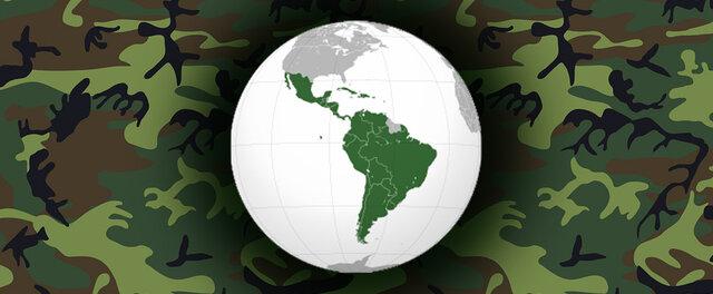 Configuaración de las Fuerzas Militares en América Latina