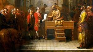 English Merchants Discover the East India Company