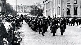 Norge - 2.verdenskrig timeline