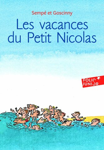 Las vacances du Petit Nicolas