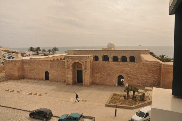 Mezquita de Mahdía/Mahdiya. (Túnez).