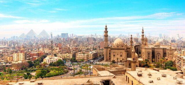 Fundación de la ciudad del Cairo.