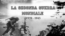 GLI EVENTI DELLA SECONDA GUERRA MONDIALE  timeline