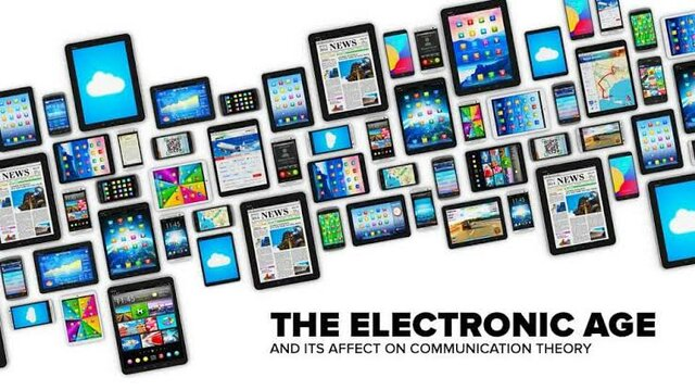 Materials to be used to communicate to others in electronic age