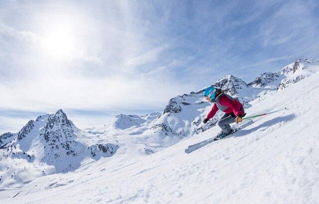 Esquí per la primera vegada
