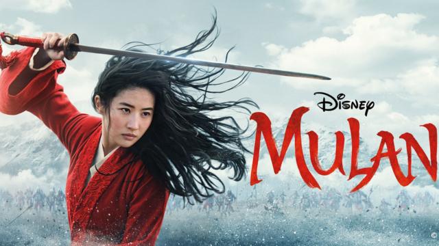 Mulan gets released on Disney+