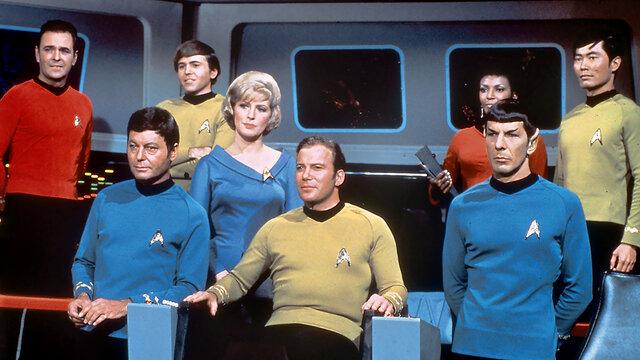 'Star Trek' is Released