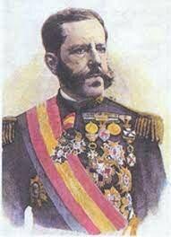 Valeriano Weyler sent to Cuba