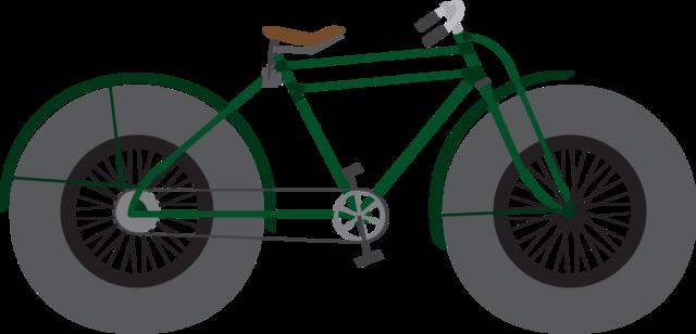 bicicleta 1940