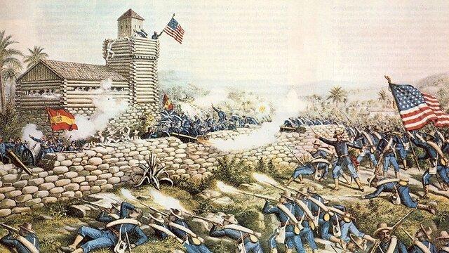Desastre del 98: Guerra hispano-estadounidense de 1898