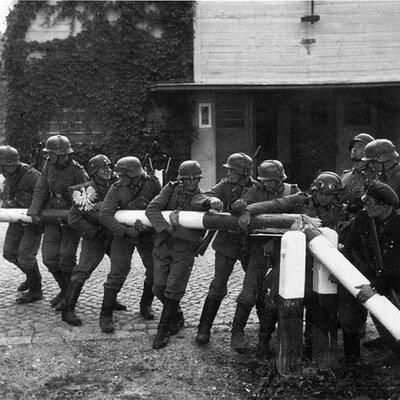 Cause della Seconda Guerra Mondiale timeline